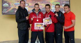 Dwa złote medale kickboxerów KSW