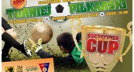 Turniej najmłodszych adeptów piłki nożnej