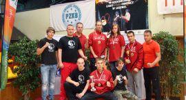 Medale KSW Szczecinek w Lesznie