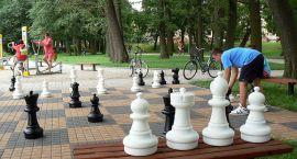 Na szachy - do parku