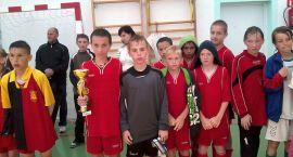 Niezły występ młodych piłkarzy z Żółtnicy