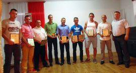 Piłkarscy laureaci - uhonorowani
