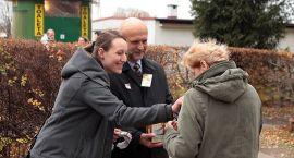 Na cmentarzu pomagamy w budowie hospicjum