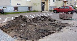 Kłótnia o parking którego... nigdy nie było