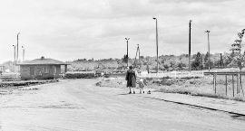 Stary Szczecinek: Ulica Leśna
