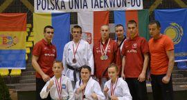 Medale szczecineckich taekwondeków w Pucharze Polski