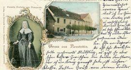 Stary Szczecinek: Okolice wieży św. Mikołaja