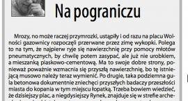 Jerzy Gasiul: Na pograniczu