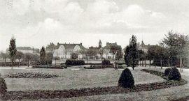 Stary Szczecinek: Mikro osiedle w parku
