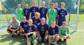 Turniej piłkarski Klubu Olimpiad Specjalnych