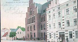 Stary Szczecinek: Budynek sądu