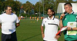 Młodzi piłkarze szczecineckiej Akademii trenowali po hiszpańsku