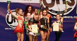 Maya Bartoszek mistrzynią Polski w fitness dzieci