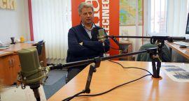 Radio Temat: Ryszard Jasionas, nowy wójt Gminy Szczecinek