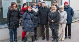 Dział promocji SAPiK w Neustrelitz