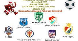 Mikołajkowe turnieje piłkarskie. Zaproszenie