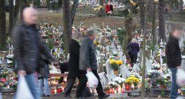 Na szczecineckim cmentarzu jest ciemno