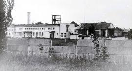 Stary Szczecinek: Stacja paliw sowieckiego batalionu zaopatrzenia