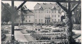 Stary Szczecinek: Ogród Różany