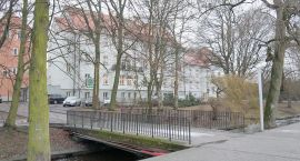 Stary Szczecinek: Zamek od strony Niezdobnej