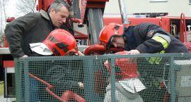 Szczecineccy strażacy pokazywali wszystko, co mają najlepszego