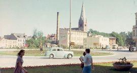 To było najładniejsze rondo w Szczecinku