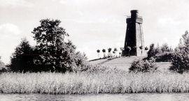 Stary Szczecinek: Wieża Bismarcka