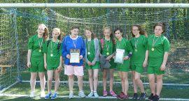 Dziewczyny z Parsęcka grają najlepiej w gminie
