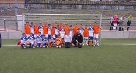 Nasi piłkarze na turnieju Strachov Cup w Pradze