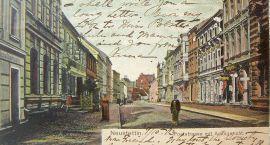 Pocztówka wydrukowana w Magdeburgu