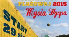 W sobotę siatkówka plażowa na Mysiej! Trwają zapisy