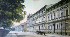 Stary Szczecinek: Fragment dzisiejszej ulicy Wyszyńskiego