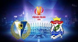 MKP z Mirstalem w Pucharze Polski