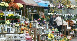 Handel na Wszystkich Świętych: W kiosku, na targu i w automacie