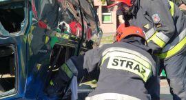 W ogniu śmieci i garaż. 8 interwencji szczecineckich strażaków
