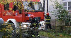 Pożary, powalone drzewa, 15 interwencji Straży Pożarnej