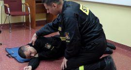 Czad zabija. Szczecineccy strażacy ostrzegają i instruują