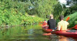 Niezdobna udrożniona, można już pływać Pętlą Szczecinecką