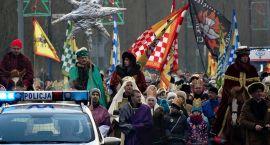 Orszak Trzech Króli znów na ulicach Szczecinka