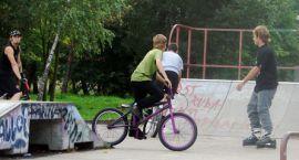 Marzenia o nowym skateparku