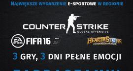 Turniej Counter Strike, Fifa oraz Warcrafta