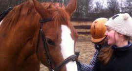 Jazda i pieczenie ciastek, czyli ferie na koniach