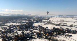 Baloniarze ze Szczecinka przelecieli nad wysokimi Tatrami