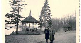 Dawno, dawno temu... Wspólne zdjęcie z parku