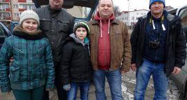 Mieszkańcy pomagają stadninie w Karolewku (wideo)