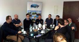 Rozmawiali o Szczecinku w pakiecie