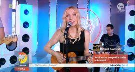 Szczecinecka wokalistka w TVN. Prokop porównał ją do Madonny