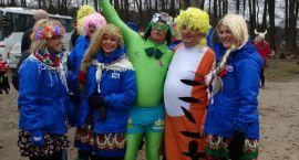 Szczecineckie morsy kończą sezon, bo potem jest za ciepło (wideo)