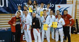 Medale taekwondeków w Wieliczce