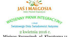 Zaproszenie na piknik integracyjny